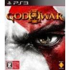 ゴッドオブウォー3 CERO区分_Z PS3 ソフト BCJS-37001 / 中古 ゲーム