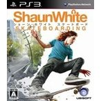 ショーン ホワイト スケードボード 〔 PS3 ソフト 〕《 中古 ゲーム 》