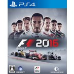 F1 2016 〔 PS4 ソフト 〕《 中古 ゲーム 》