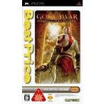 ゴッドオブウォー 落日の悲愴曲 『廉価版』 PSP ソフト ULJM-05438 / 中古 ゲーム