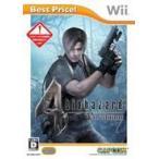 バイオハザード4 Wiiエディション 『廉価版』 Wii ソフト / 中古 ゲーム