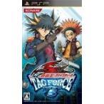 遊戯王5D's TAGFORCE5 〔 PSP ソフト 〕《 中古 ゲーム 》
