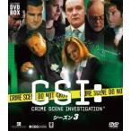 新品/DVD/CSI:科学捜査班 コンパクト DVD−BOX シーズン3 ウィリアム・ピーターセン