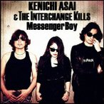 新品/CD/Messenger Boy 浅井健一&THE INTERCHANGE KILLS