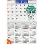 新品本/カレンダー '17 E18 壁掛A3