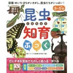 親子で遊べる昆虫知育ぶっく 図鑑・めいろ・まちがいさがし、昆虫たちがいっぱい! 3〜5+歳 ファーブル昆虫館「虫の詩人の館」/監修
