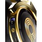 AKG N90Q ヘッドホン 密閉型/オーバーイヤー/ノイズキャンセリング ブラック/ゴールド N90QLE 国内正規品