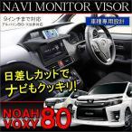 ヴォクシー80系 ノア 80系 エスクァイア ナビバイザー トレイ