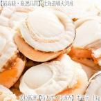 (ホタテ ほたて) ボイル ホタテ貝柱 北海道産 (最高級 特大 1kg) 帆立