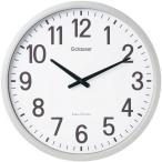 キングジム 電波掛時計 ザラージ