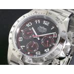 モントレス MONTRES クロノグラフ メンズ腕時計  MC68199A-BK  メンズ腕時計