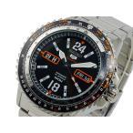 セイコー ファイブ SEIKO 5 スポーツ 自動巻き メンズ腕時計  SRP347J1  メンズ腕時計