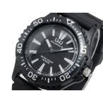 シチズン キューアンドキュー Q&Q ソーラー  メンズ腕時計  H030-001  メンズ腕時計