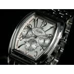 エルジン ELGIN クロノグラフ メンズ腕時計  FK1215S 文字盤シルバー  メンズ腕時計