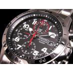 セイコー SEIKO クロノグラフ メンズ腕時計  SND375P1  メンズ腕時計