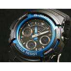 カシオ CASIO Gショック G-SHOCK アナデジ メンズ腕時計  AW591-2A  メンズ腕時計