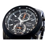 セイコー SEIKO クロノグラフ アラーム メンズ腕時計  SNAB53P1  メンズ腕時計