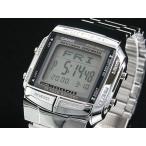 カシオ CASIO データバンク DATA BANK メンズ腕時計  シルバー DB360-1A  メンズ腕時計