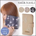 サミールナスリ SMIR NASLI Embroidery Flower Mobilecase 6/7 エンブロイダリーフラワーモバイルケース iPhone iPhone7 iPhone6/6S ケース