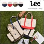 Lee リー トートバッグ レディース メンズ バッグ 鞄 便利 トート トートバッグ キャンバス デニム ポケット 大きめ 大容量 A4 マザーズバッグ