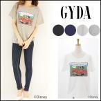 ジェイダ GYDA COMIC MICKEY Tシャツ Tシャツ レディース 半袖 ミッキー ディズニー キャラクター キャラT 071610632701