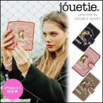 ジュエティ jouetie タバコシシュウiPhoneケース iPhone iPhone6/6S iPhone7 iPhoneケース iPhoneカバー カバー ケース スマホ 刺繍 タバコ