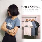 TODAYFUL トゥデイフル LIFE's ライフズ 通販 ROY's Tee ロイズTee トップス レディース Tシャツ カットソー ロゴ 11710615