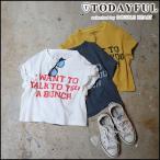 TODAYFUL トゥデイフル LIFE's ライフズ 通販 Short Logo Tee ショートロゴティー レディース Tシャツ ロゴ ショート丈 吉田怜香 11710629