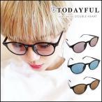 TODAYFUL トゥデイフル LIFE's ライフズ 通販 Color Lens Sunglasses カラーレンズサングラス レディース サングラス 吉田怜香 11711060