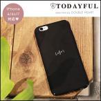 トゥデイフル TODAYFUL LIFE's ライフズ 通販 Blackboard Logo I-phonecase iphone7ケース iphone6s iphone6 iphone8 カバー プレゼント ギフト ロゴ 黒