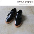 トゥデイフル TODAYFUL 通販 2月下旬予約 Tassel Flat Shoes タッセルフラットシューズ レディース 靴 シューズ ローファー レースアップ タッセル