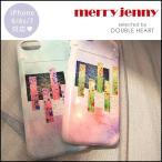 merry jenny メリージェニー 4月下旬予約 おはな転写iPhoneケース iPhone iPhoneケース iPhone7 iPhone6/6S ケース カバー スマホケース お花