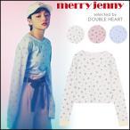 merry jenny メリージェニー おはなサーマルトップス レディース トップス カットソー フラワー 花 花柄 柄 長袖