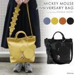 アコモデ Accommode ミッキーマウスアニバーサリーバッグ バッグ ショルダー かばん ミッキー ミッキーマウス ディズニー disney パスケース 2way