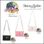ハニーサロン Honey Salon 美少女戦士セーラームーンマルチショルダーバッグ レディース バッグ 鞄 ショルダーバッグ 財布 リボン セーラームーン