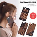 RODEO CROWNS ロデオクラウンズ 木目ハードケースiPhone6/6s iPhone6 iPhone6s スマホケース スマートフォンケース iphoneケース アイフォンケース
