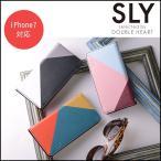 SLY スライ iPhone7スマホケース/カラートライアングル iPhone iPhone7ケース スマホケース iPhoneケース ip7-sly-72508 ip7-sly-72509 ip7-sly-72510