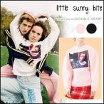 リトルサニーバイト little sunny bite ラリークラーク Larry Clark sweater レディース トップス スウェット ニット lsb-ltop-138h