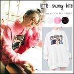 リトルサニーバイト little sunny bite ラリークラーク Larry Clark big sweater トップス レディース ニット プルオーバー ワンピ KIDS 映画