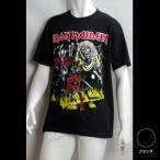 Tシャツ/IRON MAIDEN/アイアンメイデン/バンド/ロック/ヘヴィメタル/洋楽/GTS
