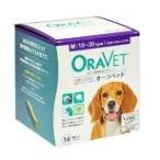 オーラベット M 14個入 日本全薬 メリアルジャパン 犬用