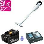 当店特別セット品 マキタ 充電式クリ-ナ- カプセル式 【CL141FDZW】+【充電器(DC18RC)】+【バッテリ-(BL1430B)】