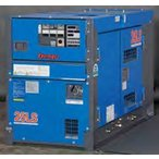 【代引不可】 Denyo (デンヨー) ディーゼル発電機 DCA-25LSI 【大型】