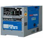 【代引不可】 Denyo (デンヨー) ディーゼルエンジン溶接機 DLW-200x2LS 超低騒音型 【大型】
