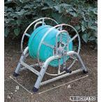 【P10倍】 【直送品】 ハラックス マキ太郎 アルミ製 ホース巻取器 DR-100 φ8.5動噴ホース用