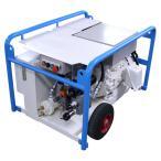 【ポイント10倍】 【代引不可】 シブヤ 電動油圧ユニット HU-52M (051765) (モータータイプ) 【大型】