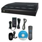 【ポイント5倍】 マザーツール (MT) 8チャンネルハードディスク AHD レコーダー DVR-578AHD