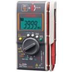 【ポイント5倍】 三和電気計器 (SANWA) ハイブリッドミニテスタ ケース付 DG35a/C (4467)