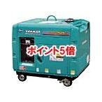 【ポイント5倍】 【代引不可】 ヤンマー (YANMAR) ディーゼル発電機 YDG350VS-5E 超低騒音タイプ 【メーカー直送品】