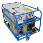 【代引不可】 シブヤ 電動油圧ユニット HU-50MW  (049489) (モータータイプ) 【大型】